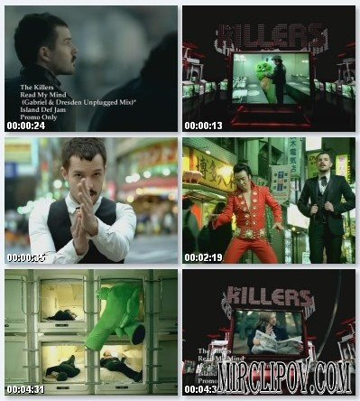 The Killers - Read My Mind (Gabriel & Dresden Unplugged Mix)