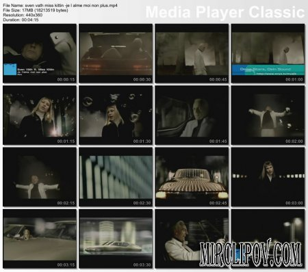 Sven Vath Feat. Miss Kittin - Je T`aime Moi Non Plus