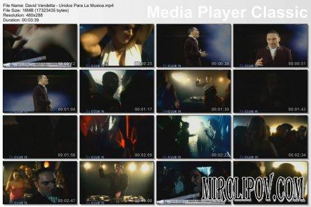 David Vendetta - Unidos Para La Musica