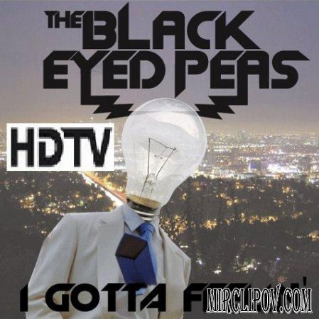 Black Eyed Peas - I Gotta Feeling (Live, Late Show)