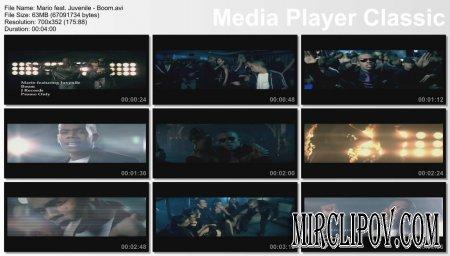 Mario Feat. Juvenile - Вoom