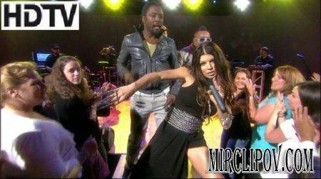 Black Eyed Peas - Boom Boom Pow (Live, The View, 06.12.09)