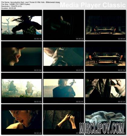 Apocalyptica Feat. Lauri Ylonen & Ville Valo - Bittersweet