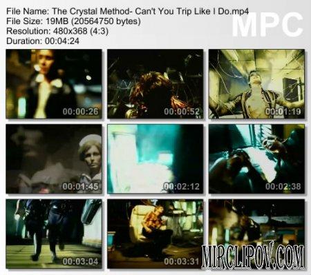 Crystal Method - Can't You Trip Like I Do