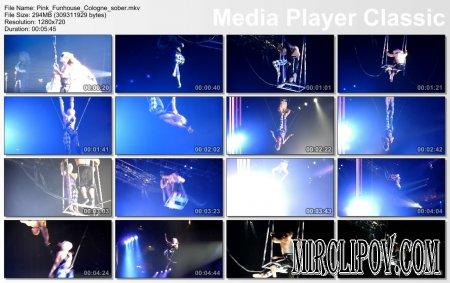 Pink - Sober (Live, Funhouse Tour)