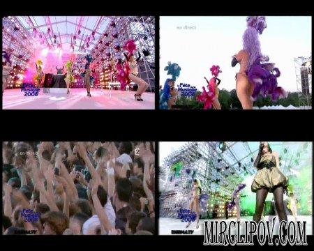 David Guetta - Medley (La Fete de la Musique, Live)