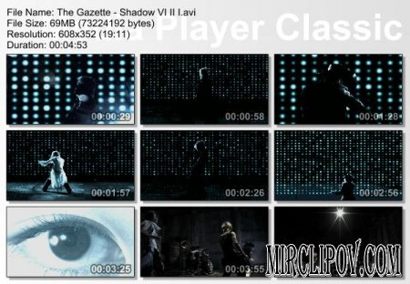 The Gazette - Shadow VI II I