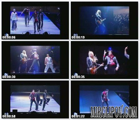 Michael Jackson - Последний Танец Майкла (Последняя репетиция Майкла Джексона)