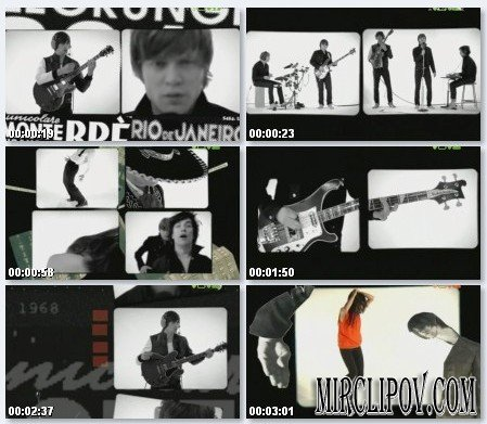 Mando Diao - Dance With Somebody (2009)