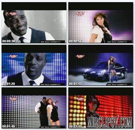 Akon Feat. Melissa - Yally Nasseny