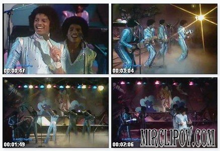 Michael Jackson & The Jacksons - Shake Your Body Def (Exclusive / Never Been On TV)