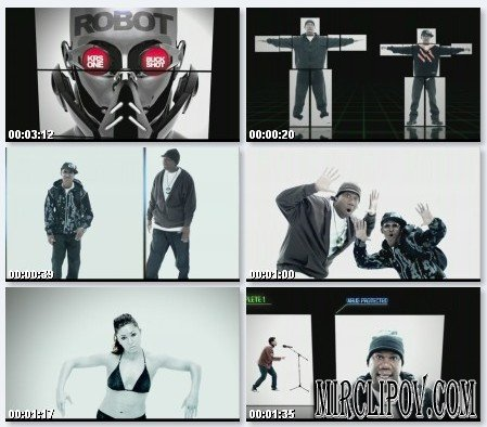 KRS-One Feat. Buckshot - Robot