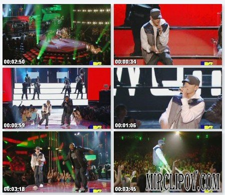 Eminem - Live Perfomance (MTV Movie Awards)