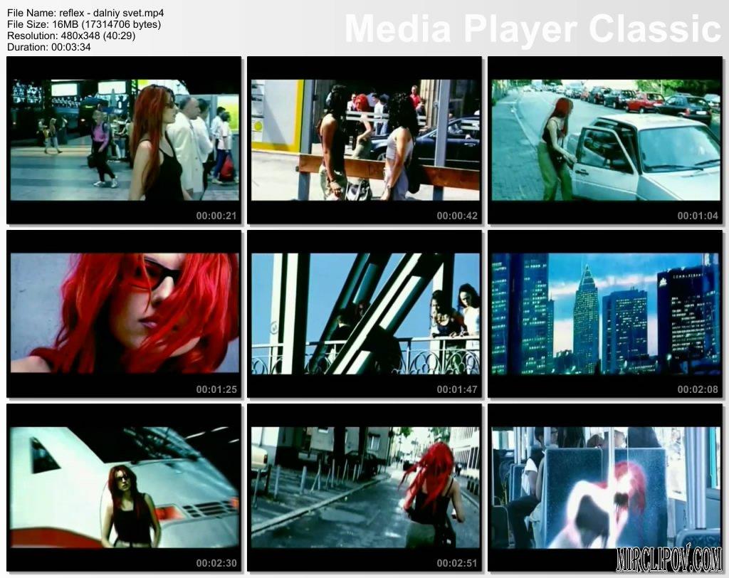 «Смотреть Рефлекс Все Клипы» / 2012