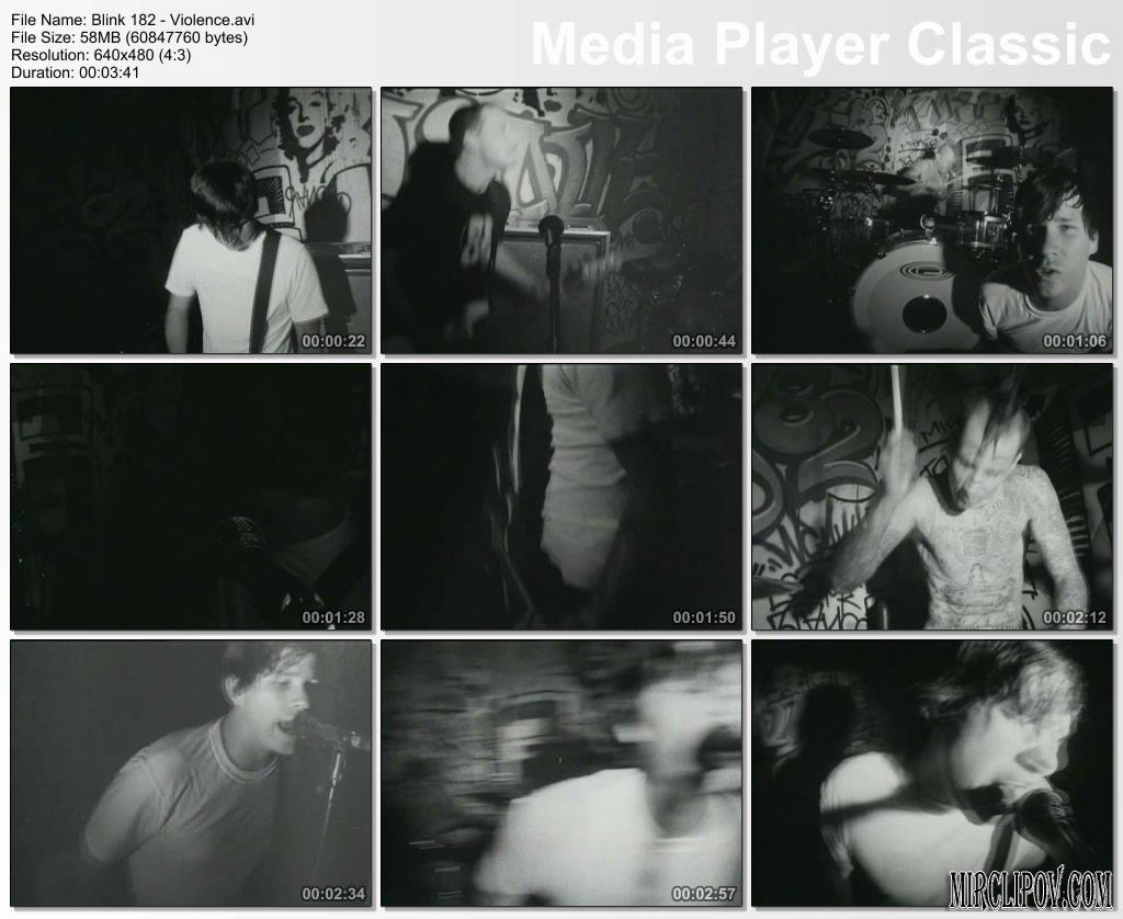Клип Blink 182 - Violence в HD, 4K, скачать бесплатно ...: http://mirclipov.com/eng/15949-blink-182-violence.html
