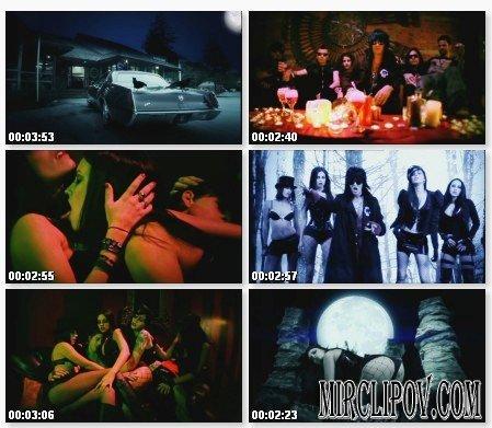 The 69 Eyes - Dead Girls Are Easy (HDTV 720p 2009)