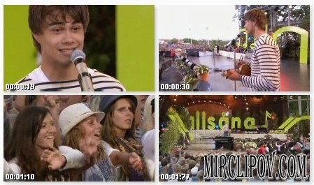 Alexander Rybak - Funny Little World (Live 2009)