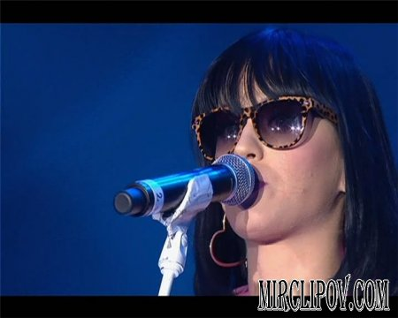 Katy Perry - One Of The Boys (Live, Moscow, Muz-Tv, 2009)