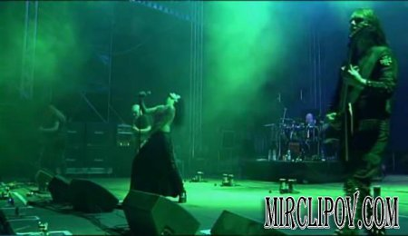 Dimmu Borgir - Kings Of The Carnival Creation (Wacken 03.08.2001)