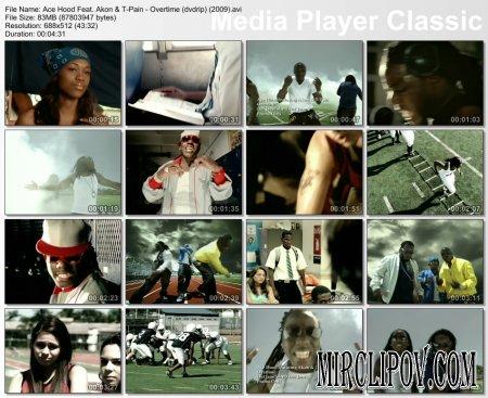 Ace Hood Feat. Akon & T-Pain - Overtime