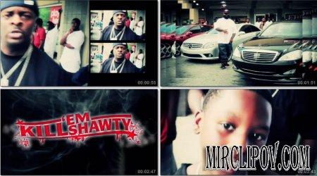 Wayniac feat. Rick Ross - Kill 'Em Shawty