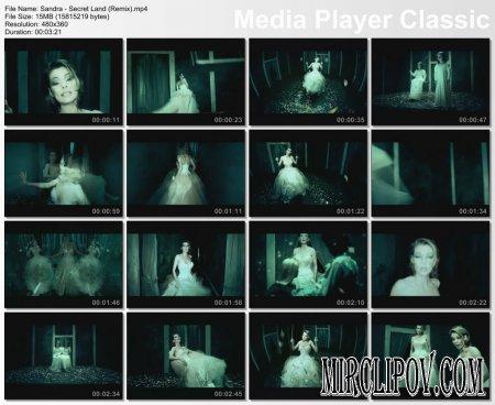 Sandra - Secret Land (Remix)