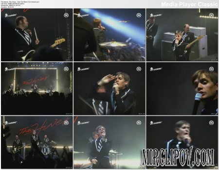 The Hives - Tick Tick Boom (1st Version)