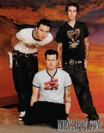 Blink 182 - Stay Together For The Kids (2 version)