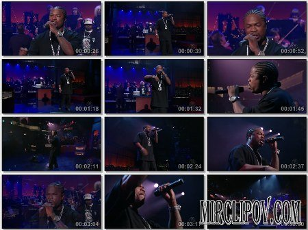 Xzibit - Thank You (Live, Letterman's Show)