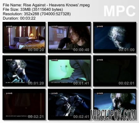 Rise Against - Heaven Knows