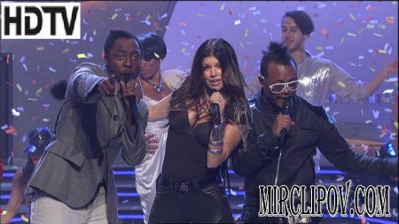 Black Eyed Peas - I Gotta Feeling (Live, So You Think You Can Dance)