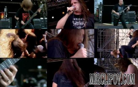 Cannibal Corpse - Decency Defied (Live)