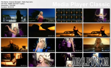 Victoria Silvstedt - Hello Hey!