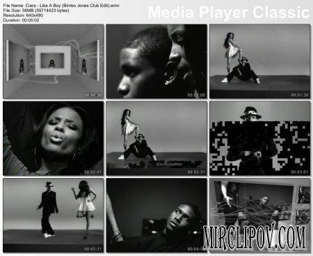 Ciara - Like A Boy (Bimbo Jones Club Edit)