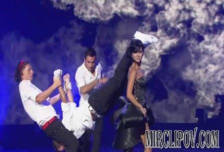 Inna - Hot (Live, Sopot Hit Festiwal, 2009)