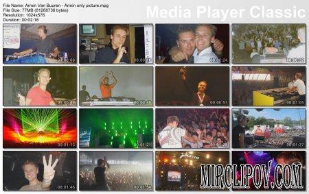 Armin Van Buuren - Armin Only Picture