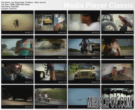 Jan Wayne Feat. Charlene - Here I Am