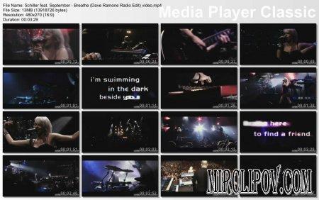 September Feat. Schiller - Breathe (Dave Ramone Radio Edit)