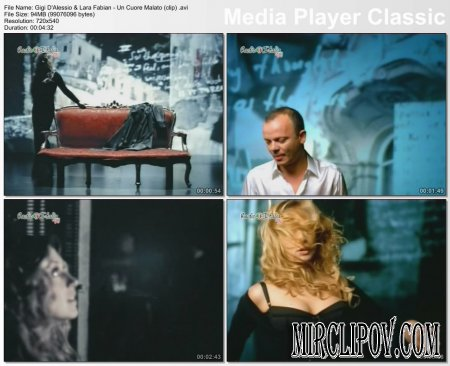 Gigi D'Alessio Feat. Lara Fabian - Un Cuore Malato
