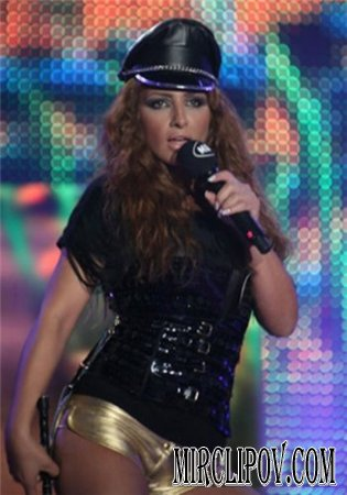 Helena Paparizou - Porta Gia Ton Ourano (Live, Mad Awards, 2008)