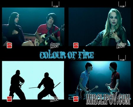 Colour Of Fire - A Pearl Necklace For Her Majesty