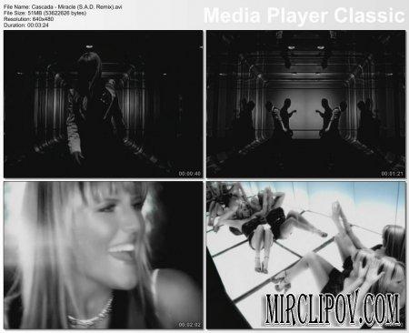 Cascada - Miracle (S.A.D. Remix)