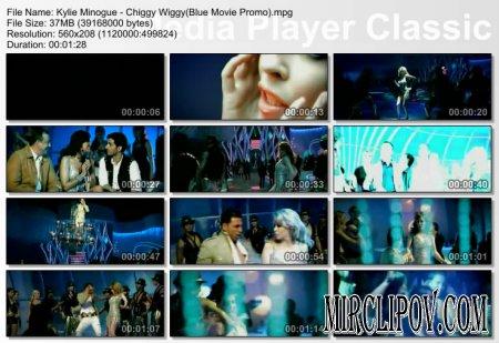 Kylie Minogue Feat. Akshay Kumar - Chiggy Wiggy
