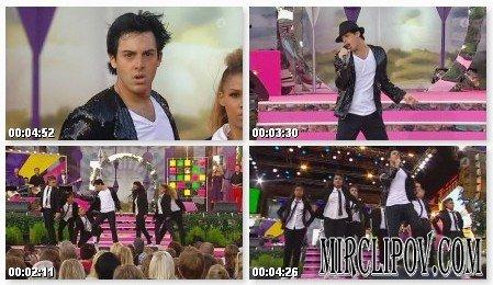 Darin - Michael Jackson Medley (Live, Sommakrysset, 2009)