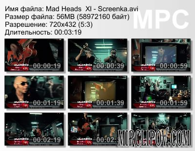 Mad Heads Xl - Screenka