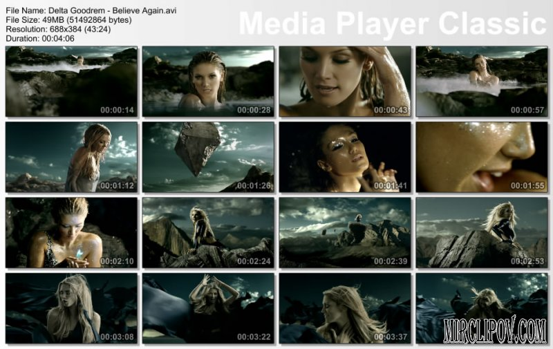 Delta Goodrem - Believe Again