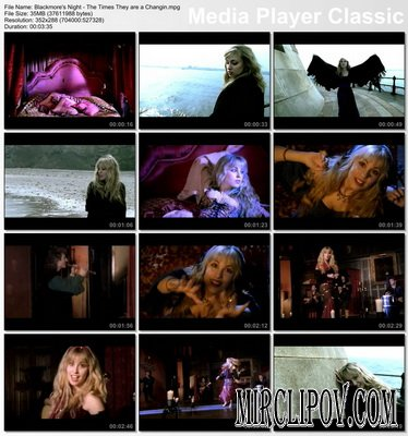 Blackmore's Night - The Times They Are A Changin