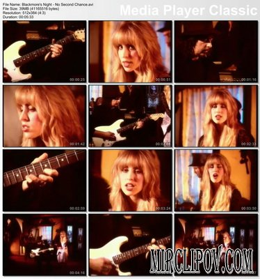 Blackmore's Night - No Second Chance