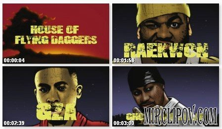 Raekwon Feat. Method Man - House Of Flying Daggers