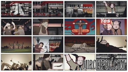 Fatboy Slim - Slim Star 69 (Animated Version)
